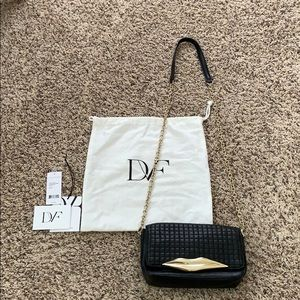DVF Flirty Mini Crossbody Bag